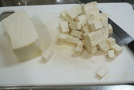 tofu-cut-into-dice