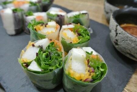 chinese-yam-fresh-spring-rolls