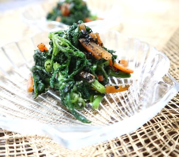crowndaisy-with-sesame-sauce-recipe-5
