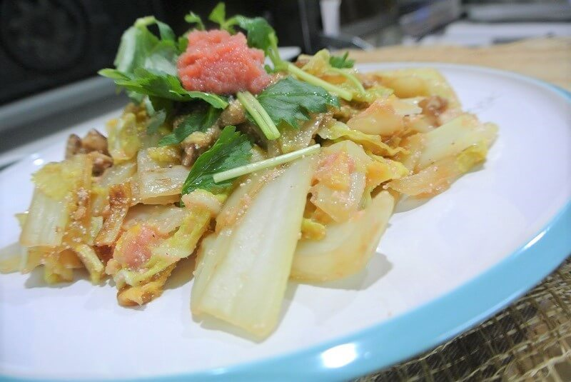 chinese-cabbage-boiledi-horse