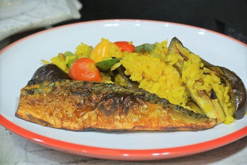 grilled-salt-mackerel-salad-recipe-8